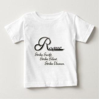Camiseta Para Bebê Trapaceiro - greve despercebida