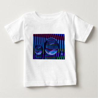Camiseta Para Bebê Três bolas completas