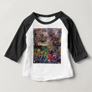 Camiseta Para Bebê Três obra-primas surpreendentes da arte de Renoir