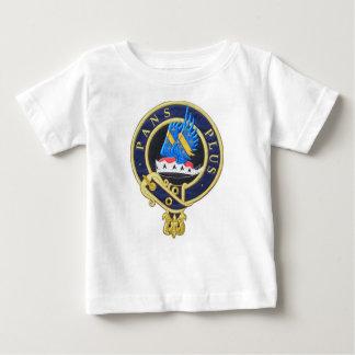 Camiseta Para Bebê Tribo de crista de março