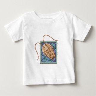 Camiseta Para Bebê Trilobite