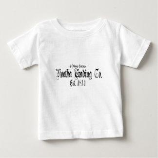 Camiseta Para Bebê troca do nootka