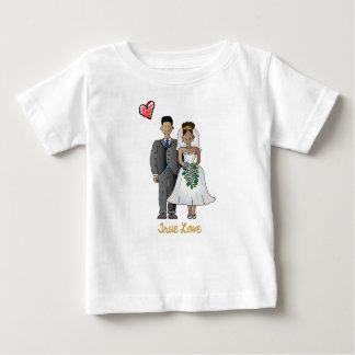 Camiseta Para Bebê Truelove1