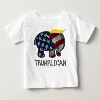 Camiseta Para Bebê Trumplican-1