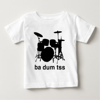 Camiseta Para Bebê TSS de Dum dos vagabundos