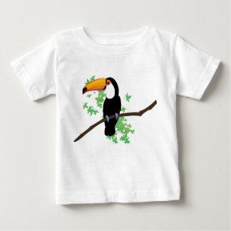 Camiseta Para Bebê Tucano