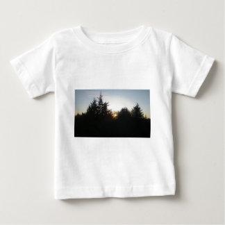 Camiseta Para Bebê Último bocado da energia