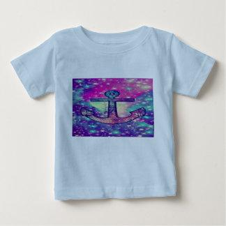 Camiseta Para Bebê Um design simples atrai sempre o pensador profundo