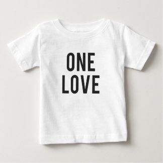 Camiseta Para Bebê Um impressão do amor