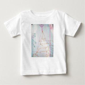 Camiseta Para Bebê Um jogo do grânulo de vidro dos Geometers