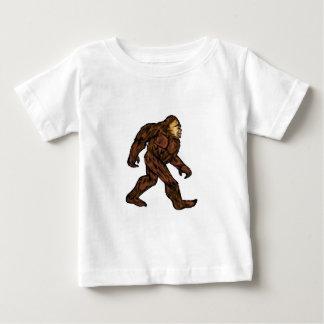 Camiseta Para Bebê Um suporte amigável
