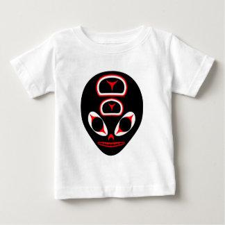 Camiseta Para Bebê Um tipo raro