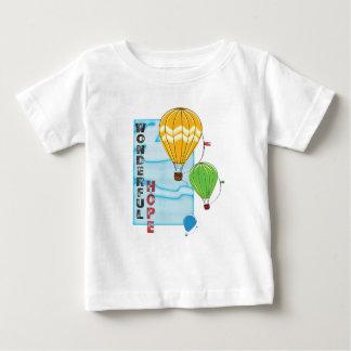 Camiseta Para Bebê Uma esperança maravilhosa
