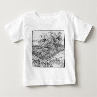 Camiseta Para Bebê Uma página 52 da ÁRVORE de MIGHYTY
