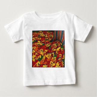 Camiseta Para Bebê Uma página PODEROSA 4 da ÁRVORE
