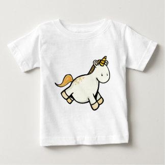 Camiseta Para Bebê Unicórnio
