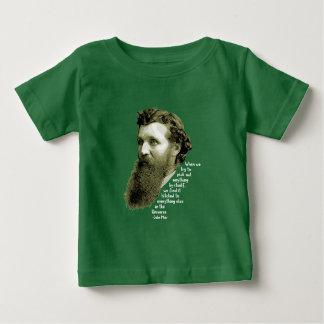 Camiseta Para Bebê Universo de Muir