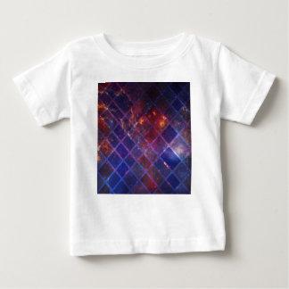 Camiseta Para Bebê Universo do bloco