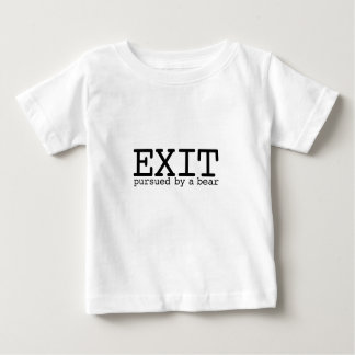 Camiseta Para Bebê Urso