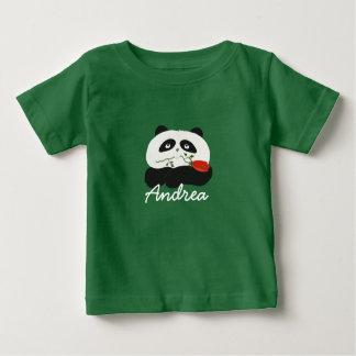 Camiseta Para Bebê Urso nostálgico romântico bonito dos desenhos
