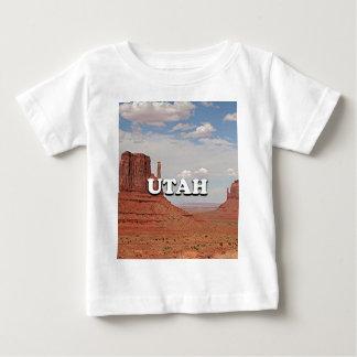 Camiseta Para Bebê Utá: Vale do monumento, EUA