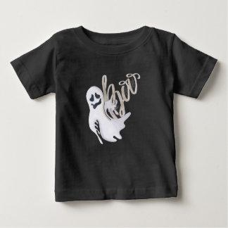 Camiseta Para Bebê Vaia e fantasma