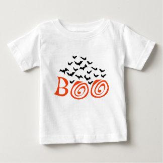 Camiseta Para Bebê Vaia o Dia das Bruxas