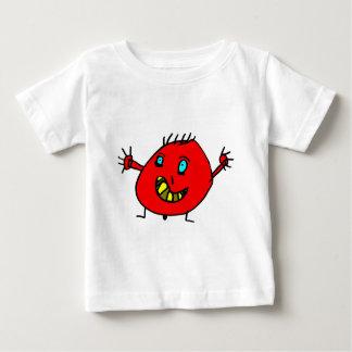 Camiseta Para Bebê Valérian o agradável monstro - Axel Cidade