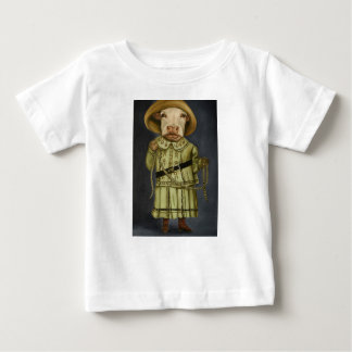 Camiseta Para Bebê Vaqueira real 2