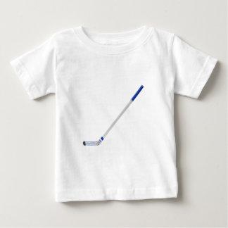 Camiseta Para Bebê Vara de hóquei em gelo