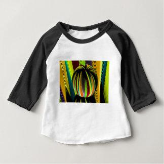 Camiseta Para Bebê Variação ColoursI na bola