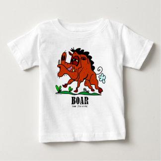 Camiseta Para Bebê Varrão por Lorenzo