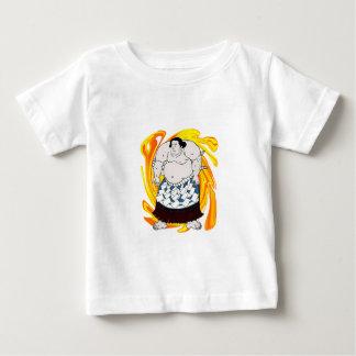 Camiseta Para Bebê Vassoura do Sumo