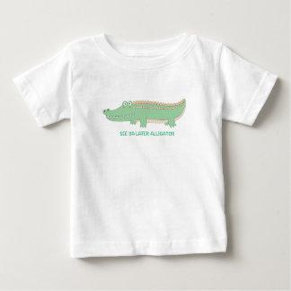 Camiseta Para Bebê Veja que o ya caçoa mais tarde o T
