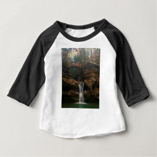 Camiseta Para Bebê Velho equipa quedas superiores Ohio da caverna