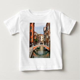 Camiseta Para Bebê Veneza, Italia