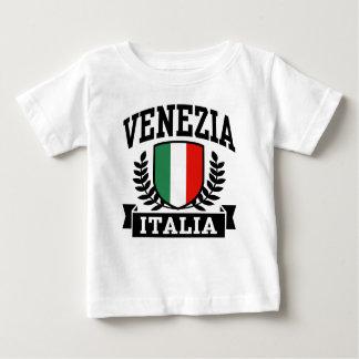 Camiseta Para Bebê Venezia Italia