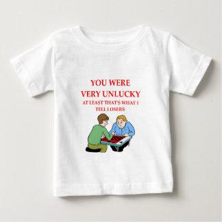Camiseta Para Bebê verificadores