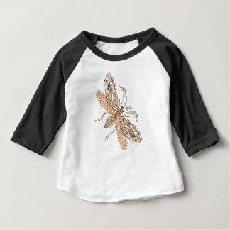 Camiseta Para Bebê Vespa