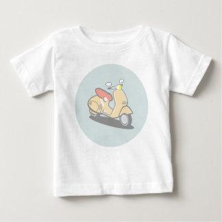 Camiseta Para Bebê Vezpa caçoa o t-shirt