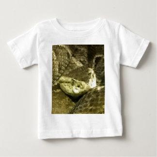 Camiseta Para Bebê Víbora