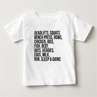 Camiseta Para Bebê Vida apta
