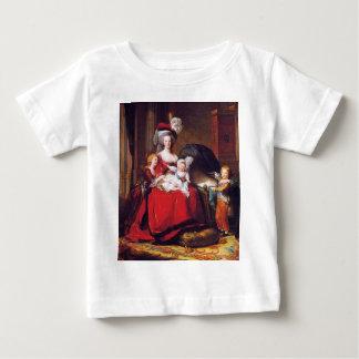 Camiseta Para Bebê Vigée-Lebrun - Marie Antoinette e suas crianças