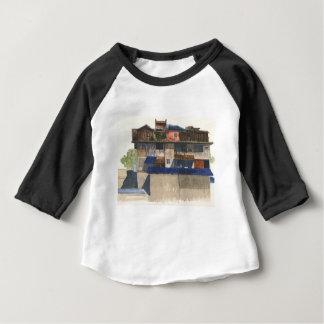 Camiseta Para Bebê Vila vertical @ Phnom Penh