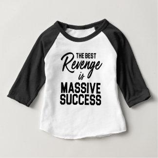 Camiseta Para Bebê Vingança do sucesso