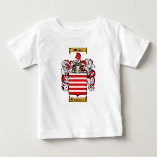 Camiseta Para Bebê Vinho