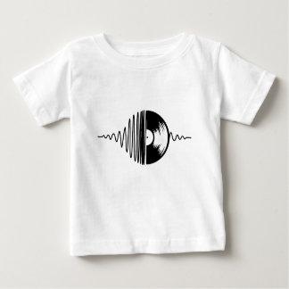 Camiseta Para Bebê vinil da música