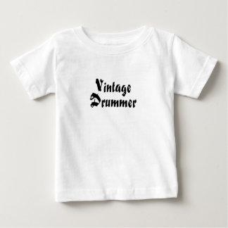Camiseta Para Bebê vintage