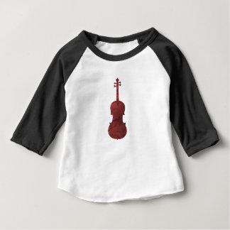 Camiseta Para Bebê Viola