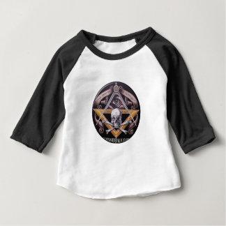Camiseta Para Bebê Virtude maçónica